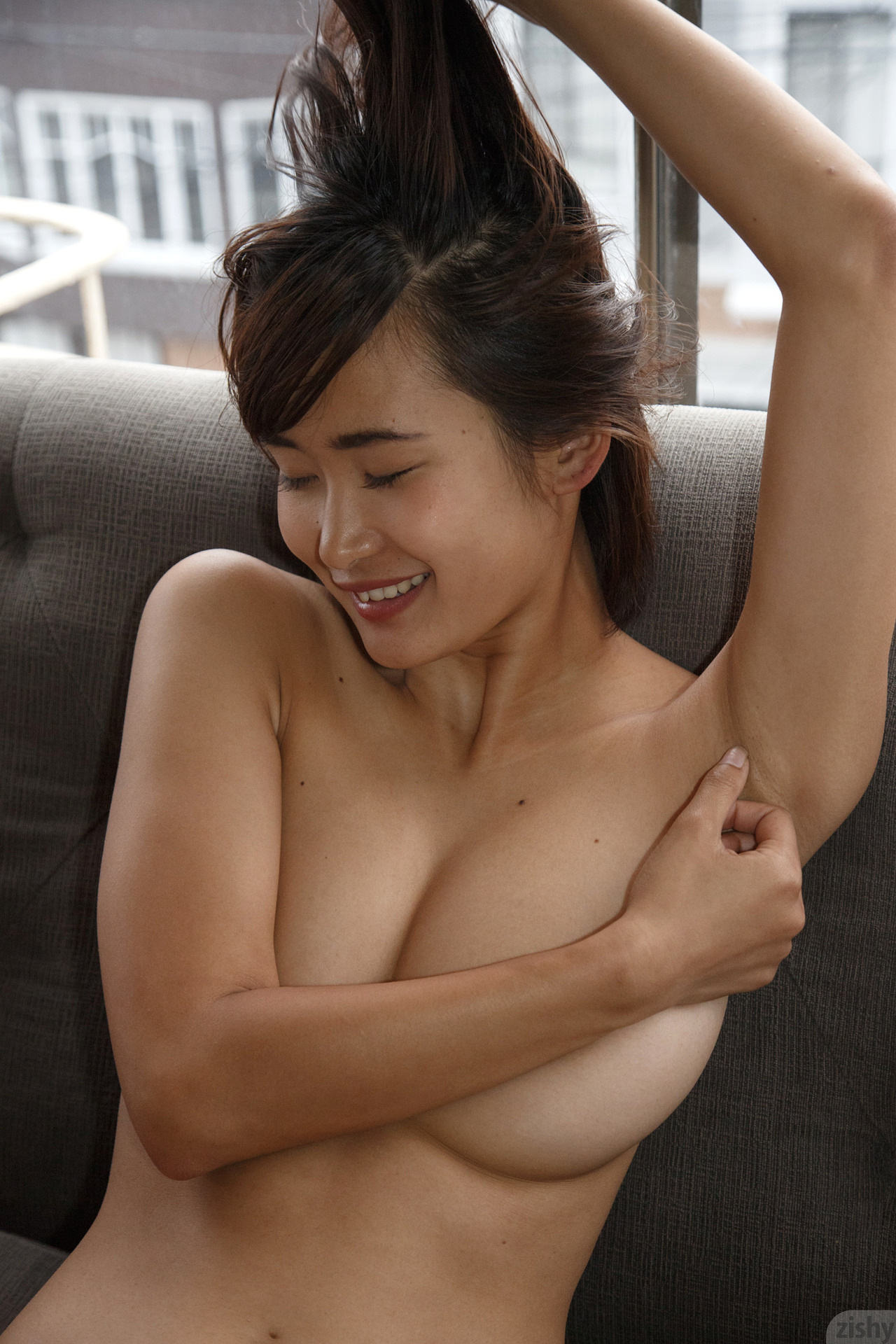 In shower naked japanese women